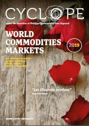 """Cyclope 2019 : World Commodities Markets - """"Lost illusions""""   CHALMIN, Philippe"""